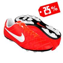 Oferta Taquetes Futbol Nike Tiempo Rio Fg Nuevos Sh+