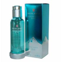 Perfume Para Dama Swiss Army Mountain Water 100 Ml Panameños
