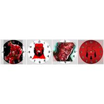Hellboy Diabo Marvel Relogio - Terror Filme Anime