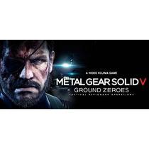 Metal Gear Solid V - Planta Ceros [online Código De Juego]