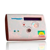 Detector Alarma De Monoxido De Carbono Y Gas Certificado!