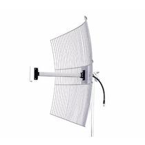 Kit Internet Rural 3g - Antena 25 Dbi Roteador 3g Cabo 10m