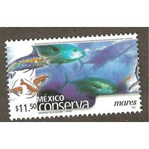 Mexico Conserva Mares $11.50 Fauna Peces