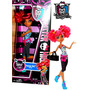 Monster High Howleen Wolf Dance Class Hip Hop - Vlf