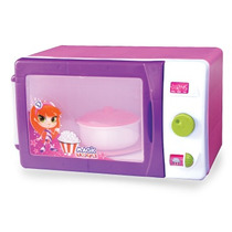 Microondas De Brinquedo Meg Infantil Magic Toys