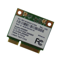 Placa Wireless Atheros Ar5b95 802.11 B/g/n