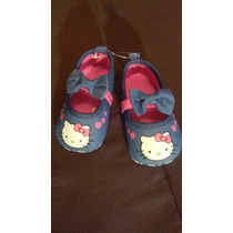 Zapatitos Para Tu Bebé Hello Kitty , Envio Gratis!