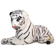 Tigre Blanco Con Sonido Fundacion