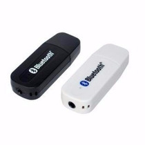 Adaptador Bluetooth Receptor Audio Musica Usb Veicular Pc
