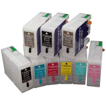 Chip Para Uso No Cartucho Recarregavel Epson 3800 - 3880