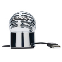 Micrófono De Condensador Usb Samson Meteorito