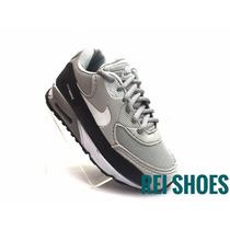 Tenis Infantil Nike Air Max 90 Masculino & Feminino