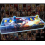 Fighstick Arcade Joystick Doble Control Maquinitas Pc