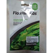 Flourish Tabs Seachem Abono Para Plantas Acuáticas