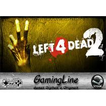 Left 4 Dead 2 - Steam Original Pc - Envio Imediato