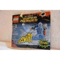 Lego Mr Freeze Classic Batman Tv Poly 30603, El Mas Barato !