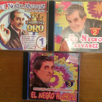 Lote Cd Humor Cordoba Negro Alvarez Cacho Buenaventura