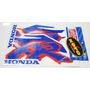 Jgo. Calco Honda Xr 80/100 1993 Tipo Original En Xero Racing