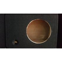 Cajon Sintonizado Sub Woofer 12 Caja Litrada Con Bornera