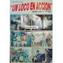 Afiche Un Loco En Accion Carlitos Bala Santiago Bal 1983