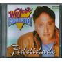 Cd Wagner Roberto - Fidelidade (bônus_playback)