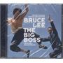 Cd O Dragão Chinês - Peter Thomas Original Import Bruce Lee