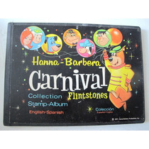 Album De Estampas -carnival Hanna Barbera - Completo 396
