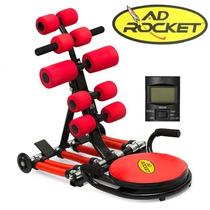 Ab Rocket Ejercitador Abdominales Silla Musculación Pilates.