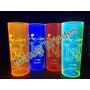 100 Long Drink Personalizado Com Tinta Neon Frente E Verso