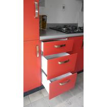 Muebles De 3 Cajones Para Cocina Integral De 30 A 50 Cm