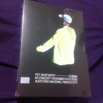 Pet Shop Boys 3 Cubism In Concert Mexico, Auditorio Nacional