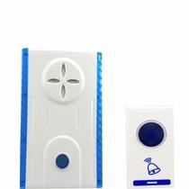Campainha S/ Fio Wirelles Bivolt 32 Toques Resistente A Agua