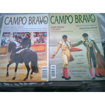 Revista De Toros Campo Bravo 8 Especiales Coleccion