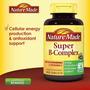 Super Complejo B + Vitamina C 460 Tabletas Marca Nature Made