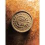 Moneda Plata Portugal Macau 1952 Un 1 Pataca 1,9 Cms Impecab