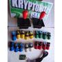 Kit Mame Interfaz Usb+cables+16 Botones+2palancas+player 1y2