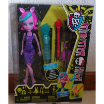Monster High Crea Tu Monstruo Loba Color