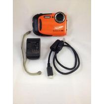 Camera Digital Fujifilm Finepix Xp70 A Prova D