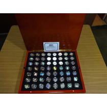 Robmar-usa-maletín De Roble 56 Quarter Bañados Y Oleografia