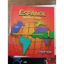 Livro: Espanhol Practica De Comprensión Auditiva 1 - Ccaa.
