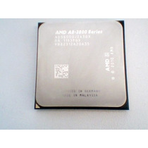 Processador Fm1 A8 3800 2.4ghz Oem Com Amd Radeon Hd 6550d