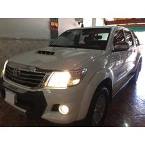 Toyota Hilux Srv C/d 4x4 Tdi