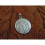 Medalla Virgen Desatanudos Plata 925 D12