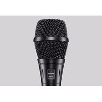 Micrófono Shure Conden Voz Patrón Supercardiode Sm87a Winner