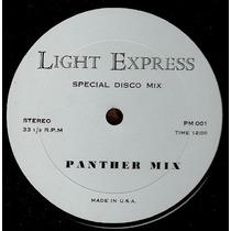 Light Express Panther Mix (musica Disco Mezclada) Dj 70