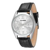 Relógio Mondaine Análogo Calendário Social Roma 83288g0mvnh1
