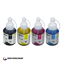 Tinta Compatível Brother 400ml Corante Uv Dcp-t300 Dcp-t500w