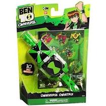 Juguete Ben 10 Omnitrix Serie Omniverso Omniverso