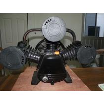 Cabezal De Compresor 5 Hp Baja Para Tanque 500 L Tecnobombas