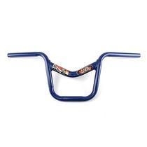 Guidon Esportivo Honda Ks / Es / Fan / Titan150 Azul